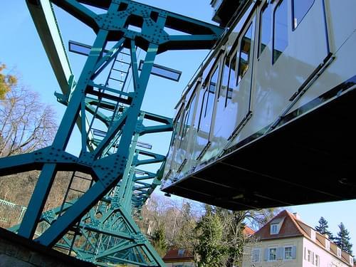 Schwebebahn Dresden Loschwitz