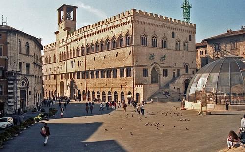G11 Palazzo dei Priori, Perugia