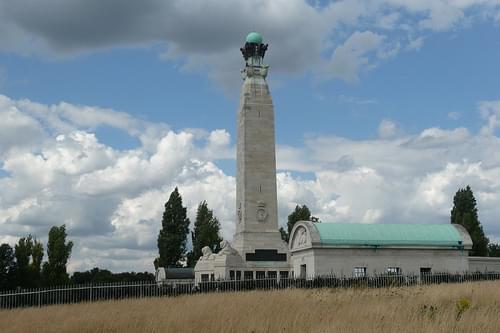 The Royal Naval Memorial