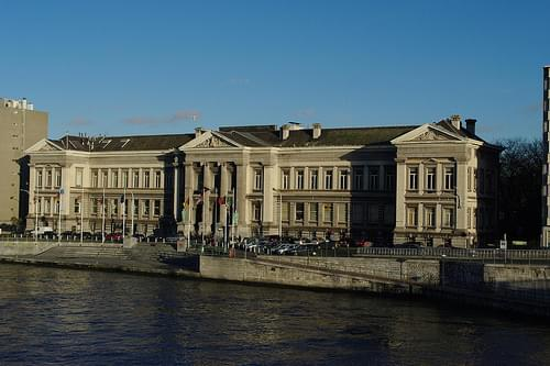 Aquarium and Zoological Museum, Liege