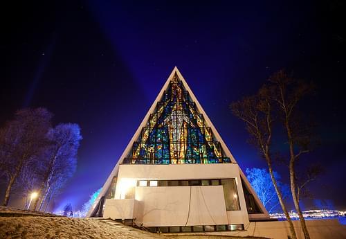 Ishavskatedralen, Tromsø