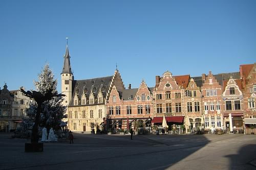 Grote Markt, Dendermonde