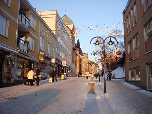 Historic Center, Harnosand