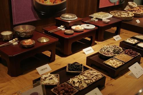 Museum of Oriental Medicine, Yangnyeongsi,Dongdaemun-gu