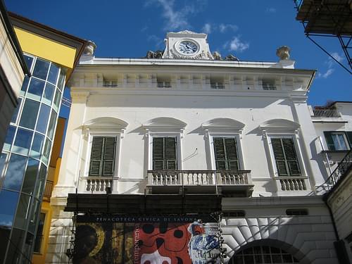 Facciata Palazzo Gavotti