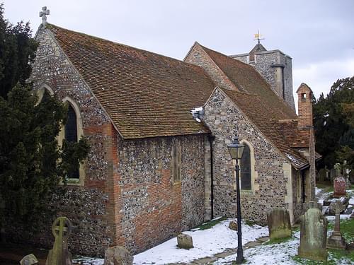 St Martin's, Canterbury