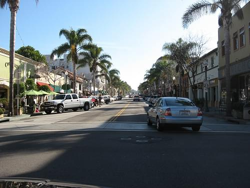 Town Center, Mission Beach