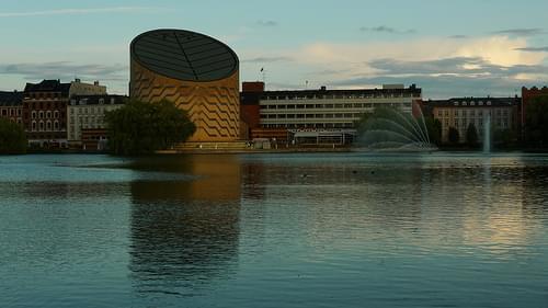 Tycho Brahe Planetarium, Copenhagen