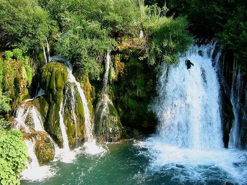 Una River Water Falls