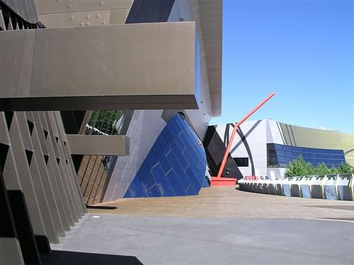 National Museum of Australia in Canberra