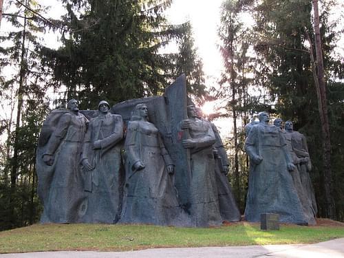 Soviet Underground Partisans