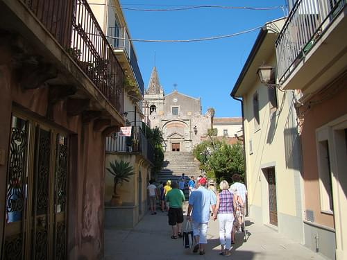 Old Town, Savoca