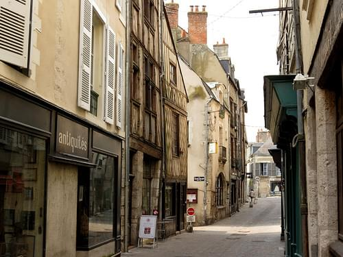 Old Town, Blois