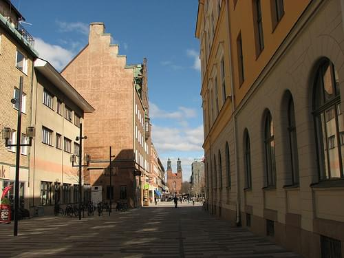 Historic Center, Eskilstuna