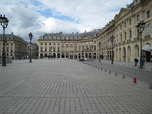295 Paris - place Vendome