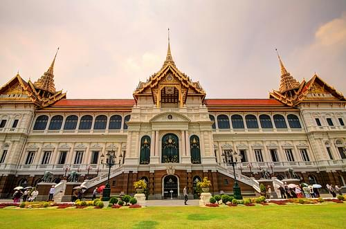The Royal Palace_Bangkok