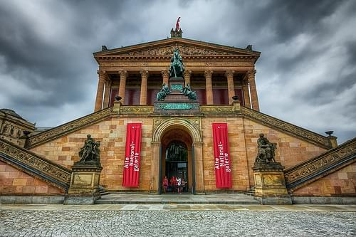 Old National Gallery