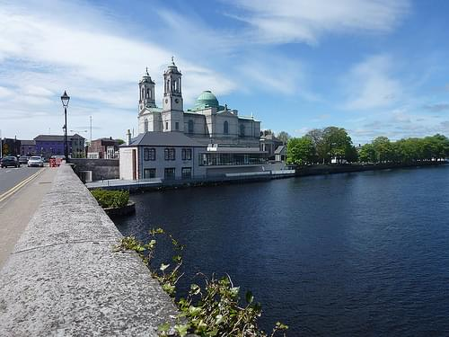 View from Athlone Town Bridge