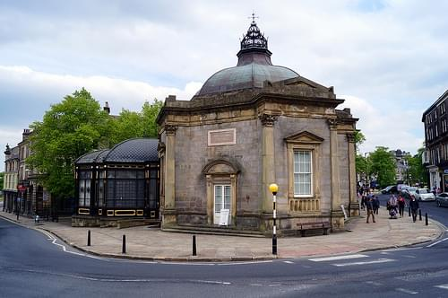 Royal Pump Room