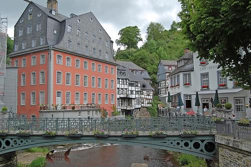 Red House, Monschau