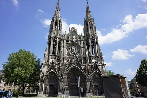 St. Ouen Church, Rouen