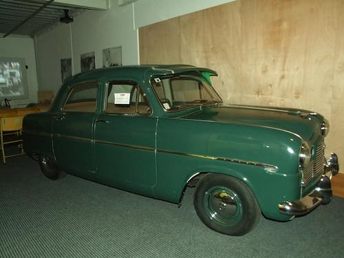 Ford Mk1 Zephyr