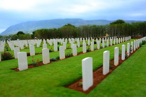 Souda Bay Allied War Cemetery, Crete, Greece