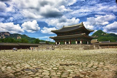 Gyeongbokgung - Seoul