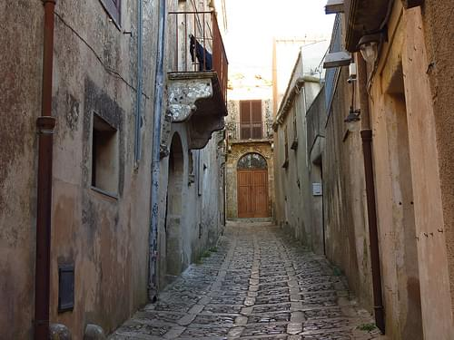 Old Town, Erice