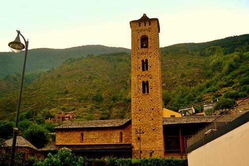 Santa Eulàlia d'Encamp, Andorra.