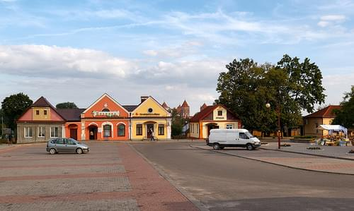 Historic Center, Mir