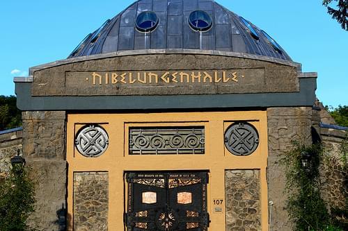 Nibelungenhalle, Königswinter