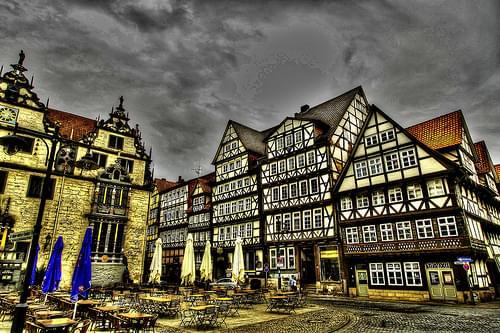 Deutschland (Allemagne) - Hann. Münden (Vol 2)
