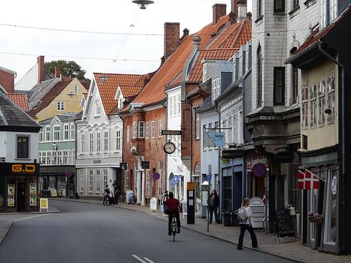 Historic Center, Odense