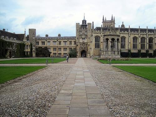Quadrangle, Trinity College, Cambridge