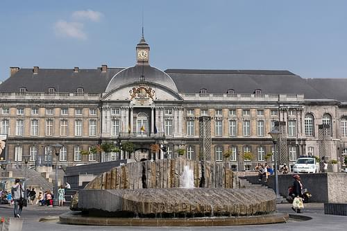 Palace of the Prince-Bishops, Liege