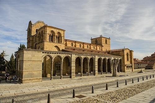 Basilica of San Vicente 2