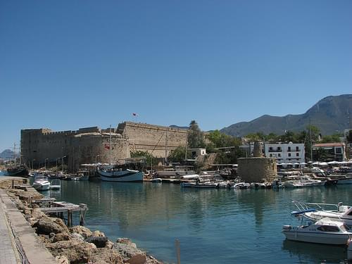 Kyrenia Castle & Harbour