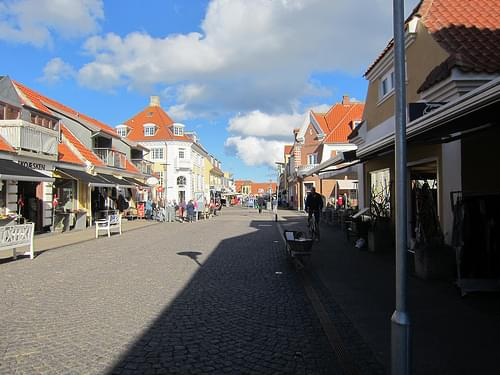 Historic Center, Skagen