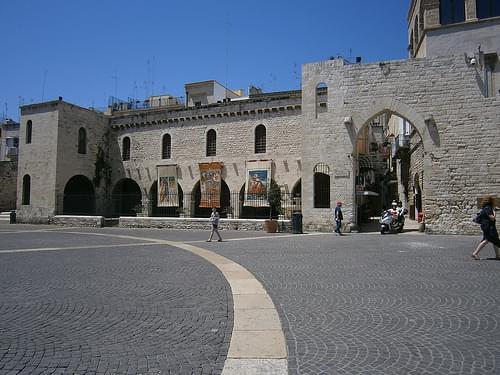 Historic Center, Bari