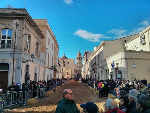 Via Duomo - Sa Sartiglia 2014