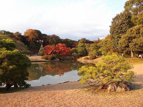 Rikugien Garden @ Komagome