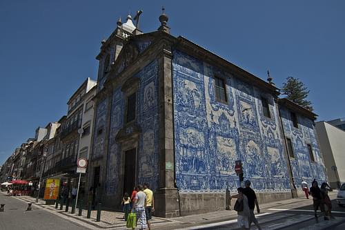 Chapel of Souls, Porto