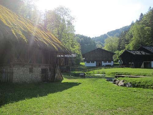 Stübing Freilichtmuseum