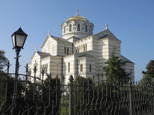 St. Vladimir's Cathedral, Chernosus, Sevastopol