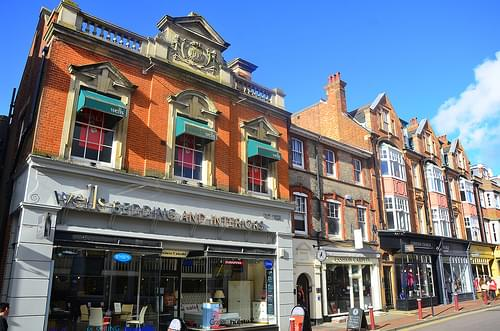 Historic Center, Royal Tunbridge Wells