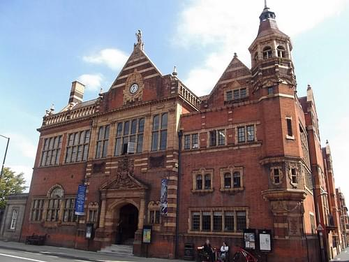 Worcester City Art Gallery and Museum - Foregate Street, Worcester