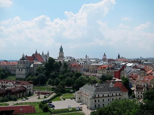 Lublin Old Town (Stare Miasto)