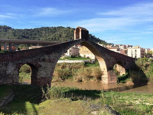 La Via Augusta del Pont del Diable de Martorell a Gelida (1)