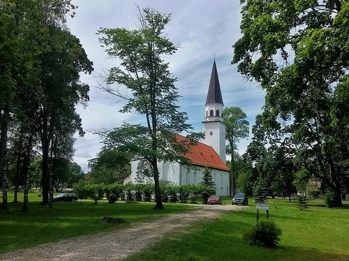 Lutheran Church, Sigulda